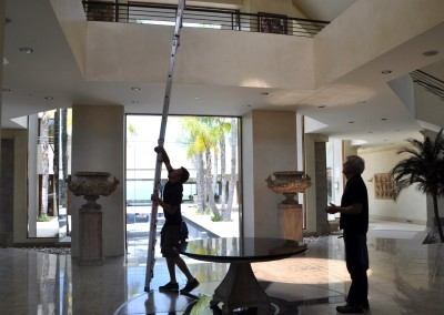 Residential Window Cleaning in Del Mar