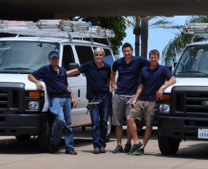 Residential Window Cleaning Crew