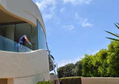 Residential Window Cleaning in Rancho Santa Fe